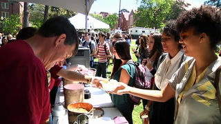 Ice cream social brings FSU campus together
