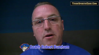 Burnham Hoping for Good Finish