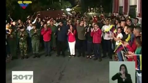 Maduro proclama