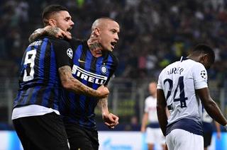 Inter logra agónica remontada sobre el Tottenham en la Champions