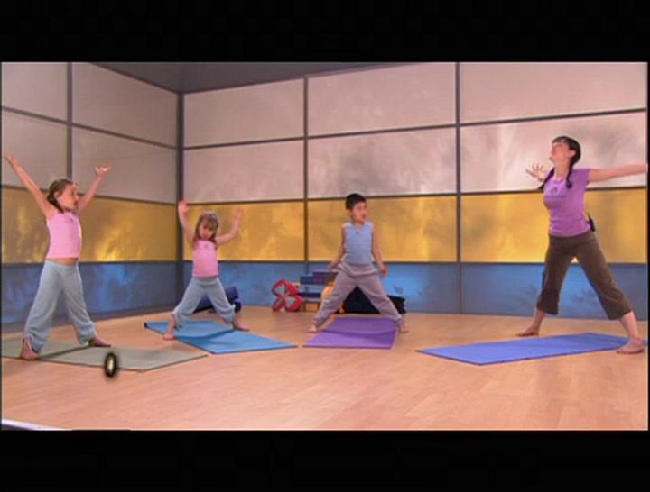 Preschool Yoga (Preview)