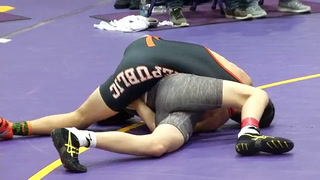 Class 3 District Wrestling, Day 1