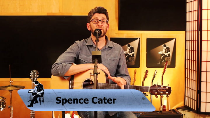 Spence Cater performs Someone Did A Job On You on The Jimmy Lloyd Songwriter Showcase