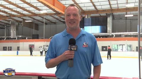 Back to hockey as Gulls begin second season