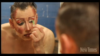 A Day in the Life of a Drag Queen: Celia Putty