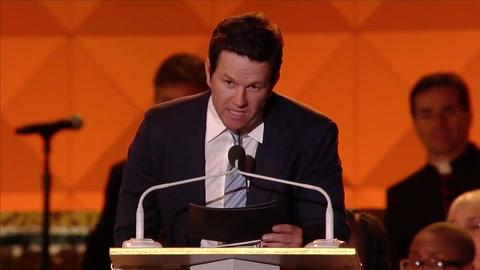 Mark Wahlberg, el actor mejor pagado del mundo según Forbes