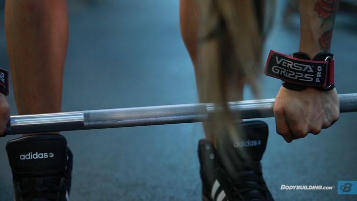 Build Legs You'll Love - Ashley Hoffmann Legs Workout