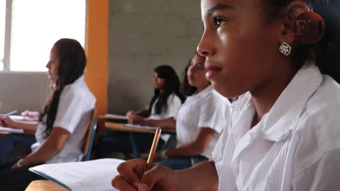 Cuando las esperanzas se agotan la educación brinda oportunidades