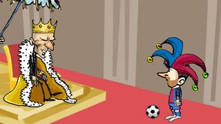 DIEZ-CÓMICS: Messi y el primer mandato del Súper Rey de Europa,