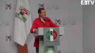 Tenemos que dar la batalla en 2018: Peña Nieto