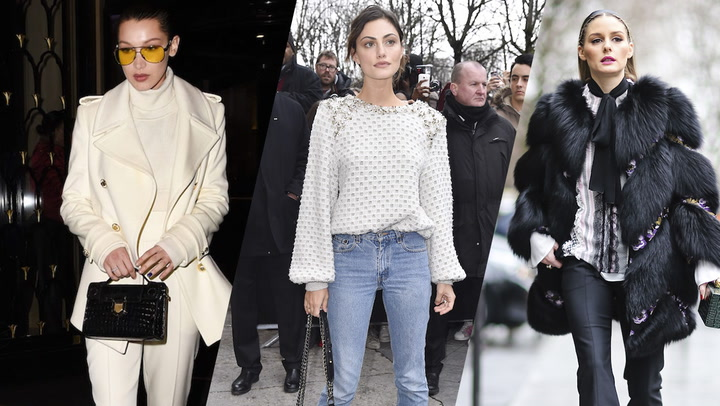 ¿Cuál es el mejor \'look\' del \'streetstyle\' parisino?