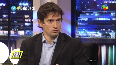 Lagomarsino dijo que era impensado que se suicide el fiscal Nisman