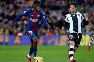 El FC Barcelona vuelve a perder a Ousmane Dembélé por lesión