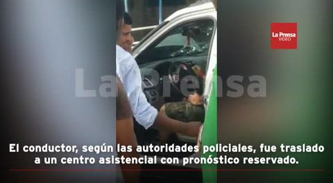 Tirotean vehículo y hieren a cuatro personas en La Ceiba
