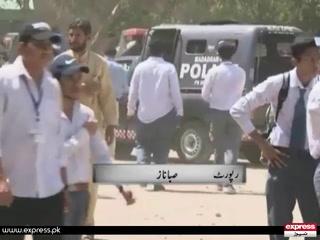 کراچی میں انٹر امتحانات میں بے قاعدگی اور بدانتظامی عروج پر پہنچ گئی