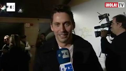 Paco León, \'contentísimo\' por estar nominado al Goya con su hermana y su madre