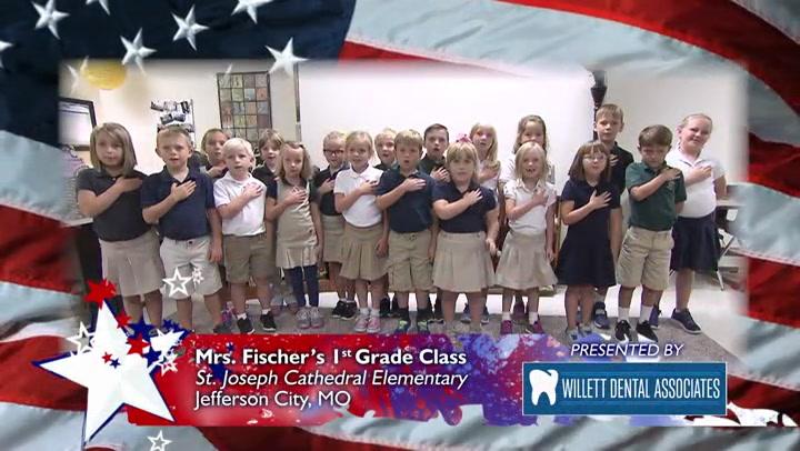 St. Joseph Cathedral - Mrs. Fischer - 1st Grade