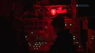 Buscan submarino argentino desaparecido