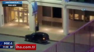 Saldırgan polisi böyle vurdu