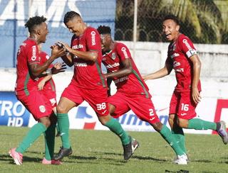 Marathón derrota 4-2 a Platense en la jornada 1 del Torneo Clausura 2018