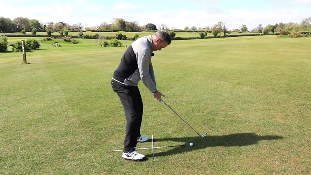 Iron Play Tips - The Set-up