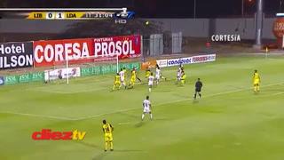 El gol más extraño nunca antes visto en la Liga constarricense en el Liberia vs Alajuelense