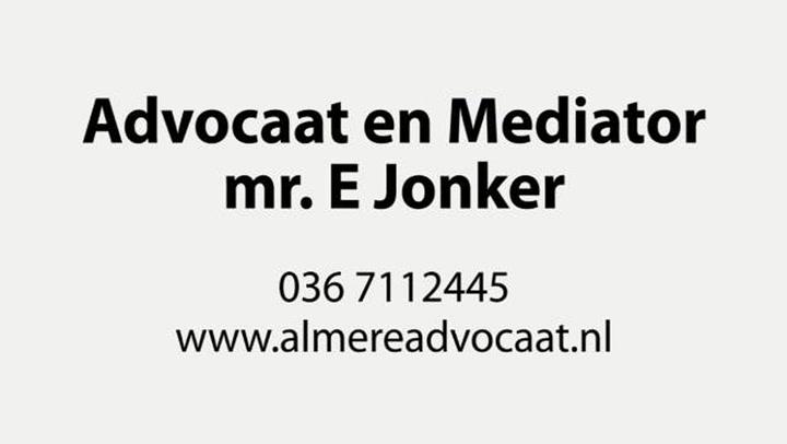 Advocaat en Mediator Mr E Jonker - Bedrijfsvideo