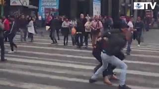 Simulan secuestro en Ciudad de México para medir reacciones