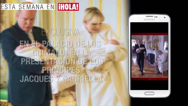 Esta semana en ¡HOLA!: Jesulín y María José Campanario nos reciben en su casa de Arcos; Francisco y Lourdes nos anuncia en exclusiva que esperan un hijo... y más