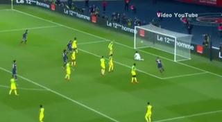 PSG 4-1 Nantes (Liga de Francia 2017)