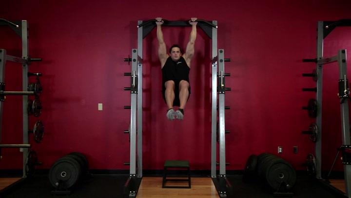 Hanging Leg Raise - Ab Exercise