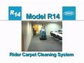 R14 Operator Training