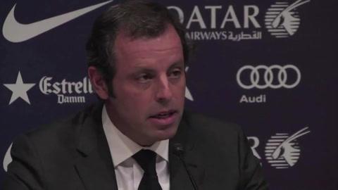 Sandro Rosell, expresidente del Barça, detenido por blanqueo