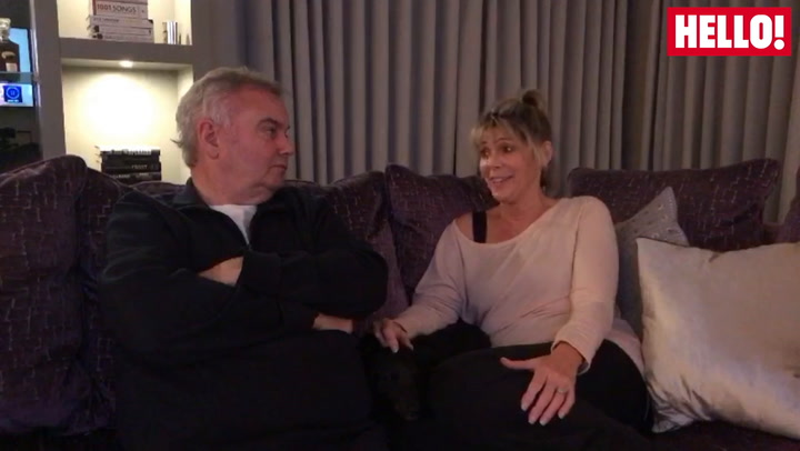 Ruth & Eamonn talk Strictly