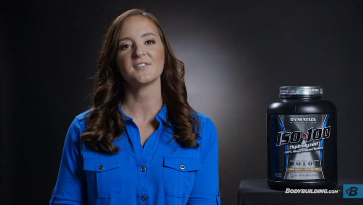 Dymatize ISO-100 | Science-Based Overview
