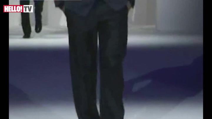 Milan Menswear Spring/Summer 2011: Armani