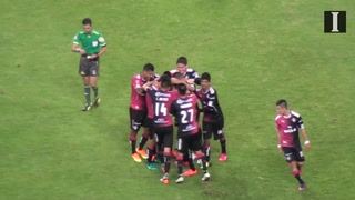 Atlas arrebata la victoria a Querétaro