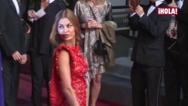 La película de Cannes: las mejores imágenes de una alfombra roja de cine, moda y 'glamour'