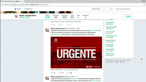Tribunal peruano ordena que Fujimori sea procesado por matanza