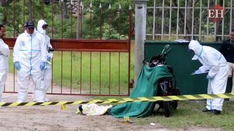 Hallan muerto a sargento de las Fuerzas Especiales en la carretera a Olancho
