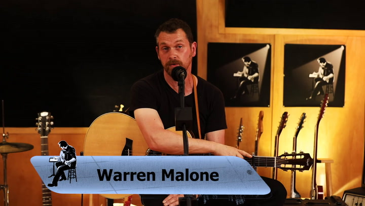 Warren Malone performs Someone's Crying In The Night on The Jimmy Lloyd Songwriter Showcase