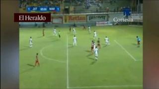 Marathón empata el duelo 1-1 contra Juticalpa