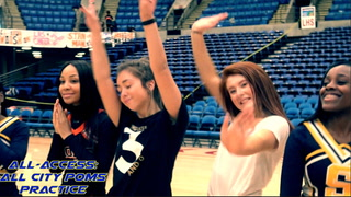 All Access SE Poms All City Practice