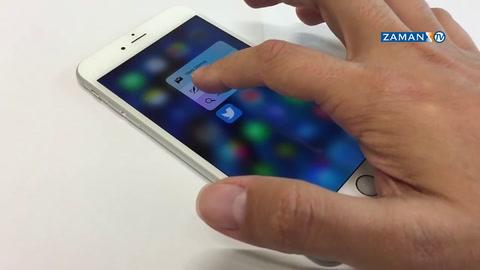 iPhone'da 3D Touch özellikleri nedir?