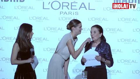 Premios L'Oréal: Antonio Navas y Juan Duyos, \'los mejores\' de esta edición de Fashion Week Madrid