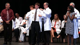 FSU Med School Class of 2016 don white coats