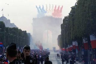 ¡Euforia! La Copa del Mundo y los campeones ya están en Francia