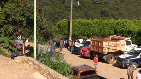 Trece muertos y un desaparecido por conflicto agrario en México