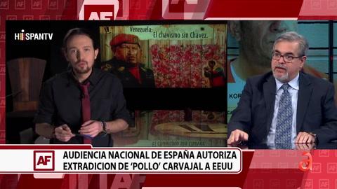 Informe del Pollo Carvajal revela la estrategia de Venezuela en financiar movimientos de izquierda por todo el mundo