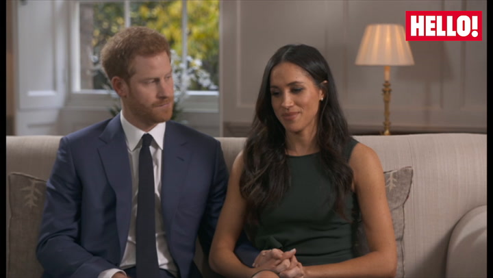 How Prince Harry and Meghan Markle made their long-distance relationship work